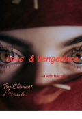 "Book cover ""Love and vengeance"""