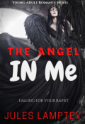 "Book cover ""The Angel In Me"""