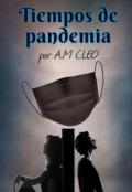 """Portada del libro """"Tiempos De Pandemia"""""""