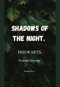 "Portada del libro ""Shadows of the Night. Hogwarts."""