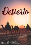 """Portada del libro """"Desierto"""""""