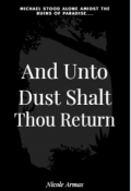 "Book cover ""And Unto Dust Shalt Thou Return"""