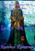 """Portada del libro """"Lost on you"""""""