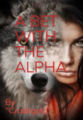 "Book cover ""A Bet with the Alpha"""