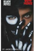 "Book cover ""Black Devil  White Prince."""