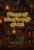"Book cover ""Pieces of What's Left of Me"""