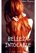 """Portada del libro """"Belleza Intocable"""""""