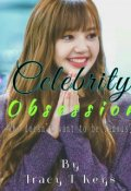 "Book cover ""Celebrity Obsession """