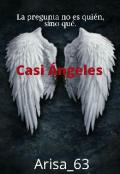 """Portada del libro """"Casi Ángeles   Saga Casi Ángeles """""""