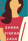 """Portada del libro """"Zorra disfrazada"""""""