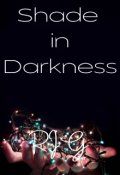 "Book cover ""Shade in the darkness"""
