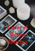 "Book cover ""Curse of Seven Witches"""