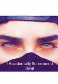 """Book cover """"I Accidently Summoned Devil"""""""