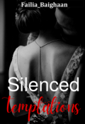 "Book cover ""Silence Temptations """