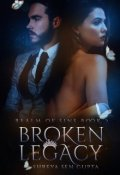 "Book cover ""The Broken Legacy ( Book Two: Realm Of Sins )"""