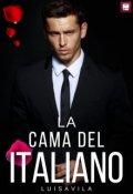 "Portada del libro ""La Cama del Italiano"""