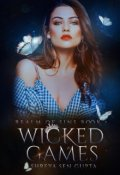 """Book cover """"The Wicked Games ( Book One: Realm Of Sins )"""""""