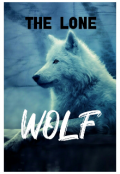 """Book cover """"The Lone Wolf"""""""
