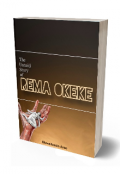 "Book cover ""The Untold Story Of Rema Okeke"""