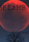 """Book cover """"The Lamb"""""""