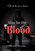 "Book cover ""Sins for the blood """