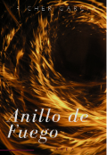 """Portada del libro """"Anillo de fuego"""""""