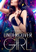 """Book cover """"Undercover Girl"""""""