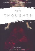 """Book cover """"My Thoughts """""""