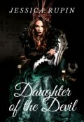 """Book cover """"Daughter of the Devil"""""""