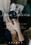 """Book cover """"That Love Intense"""""""