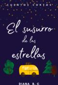 """Portada del libro """"El susurro de las estrellas ©"""""""