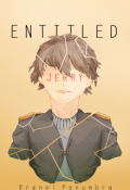 """Book cover """"Entitled Jerry"""""""