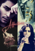 """Book cover """"Affections"""""""
