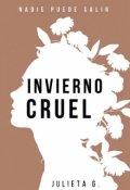 "Portada del libro ""Invierno Cruel"""