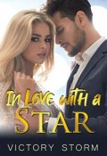 """Book cover """"In Love with a Star"""""""