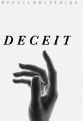 "Book cover ""Deceit"""