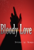 "Book cover ""Bloody Love"""
