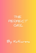 """Book cover """"The Perfect Girl"""""""