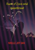 """Book cover """"Ruins of Love and Heartbreak"""""""