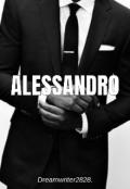 """Portada del libro """"Alessandro."""""""
