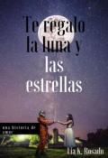 """Portada del libro """"Te regalo la luna y las estrellas """""""