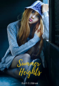 """Book cover """"Summer Heights"""""""