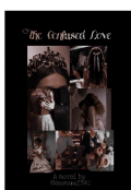 """Book cover """"The confused love"""""""
