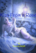 """Book cover """"Kiss From a Rose"""""""