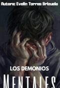"""Portada del libro """"Los Demonios Mentales"""""""