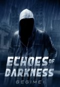 """Book cover """"Echoes Of Darkness"""""""