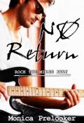 """Book cover """"NØ Return"""""""