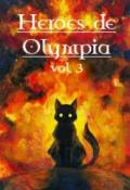 """Portada del libro """"Heroes de Olimpia - Volumen 3"""""""
