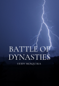 "Portada del libro ""Battle of Dynasties """