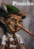 """Portada del libro """"Cuentos Oscuros. Pinocho"""""""